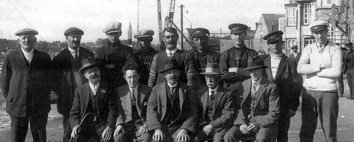 Wivenhoe Sailing Club c1925
