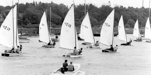 50th Anniversary – 16 WODs back in Wivenhoe